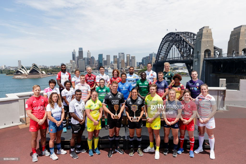 2018 Sydney Sevens Captain's Call