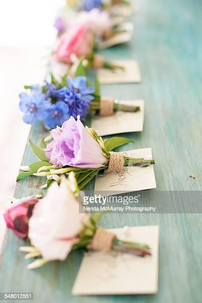 Men's buttonholes
