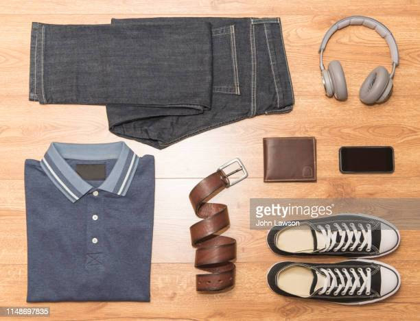 men's casual clothing - menswear stock pictures, royalty-free photos & images