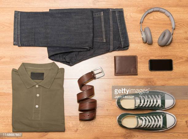 Men's casual clothing