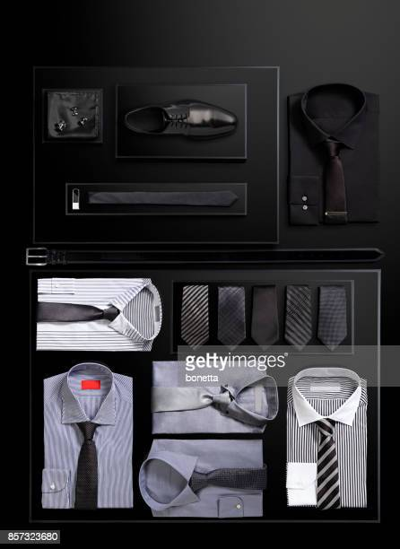 Men's clothing and personal accessories