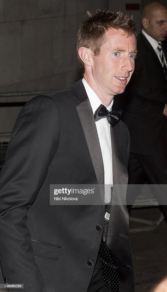 Men's Doubles Champion Jonathan Marray attends the Wimbledon Championships Winners Ball at InterContinental Park Lane Hotel on July 8, 2012 in London, England.