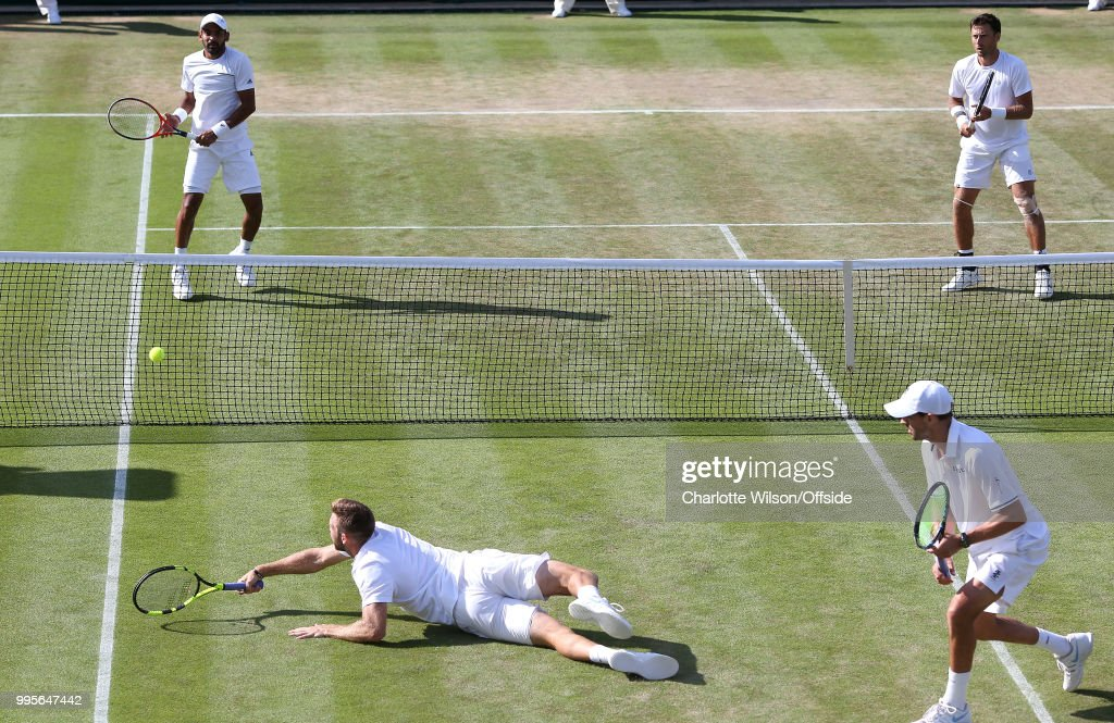 Day Eight: The Championships - Wimbledon 2018