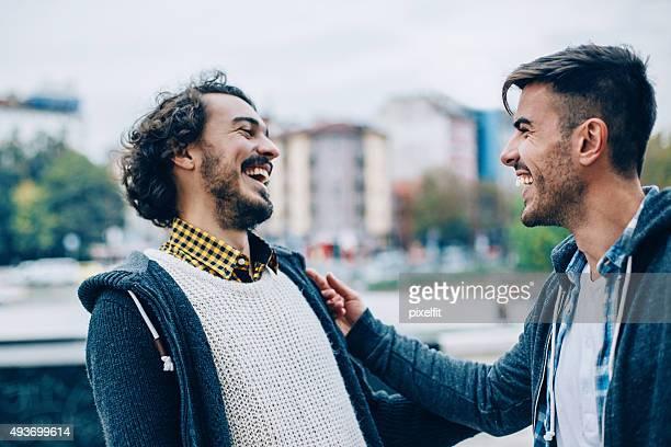 Men's friendship
