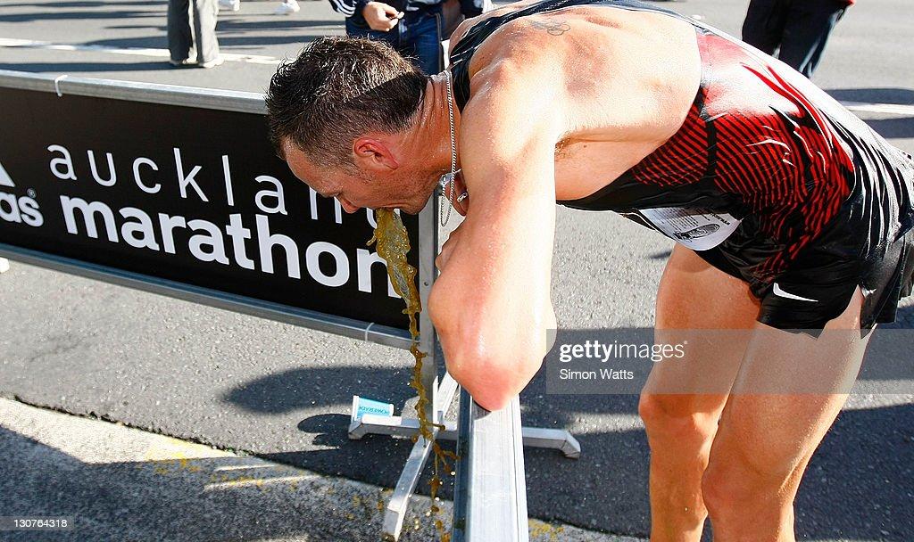 Auckland Marathon : News Photo