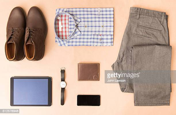 Men's smart casual clothing