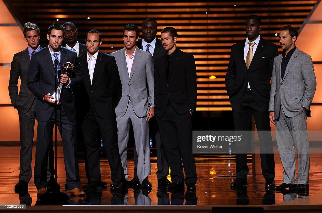 18th Annual ESPY Awards - Show