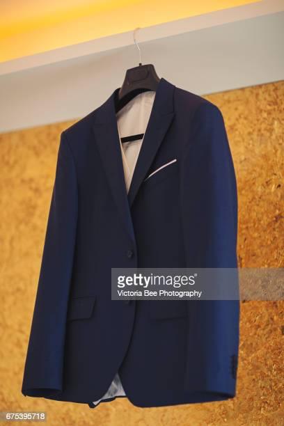 mens suit jacket - giacca da abito foto e immagini stock