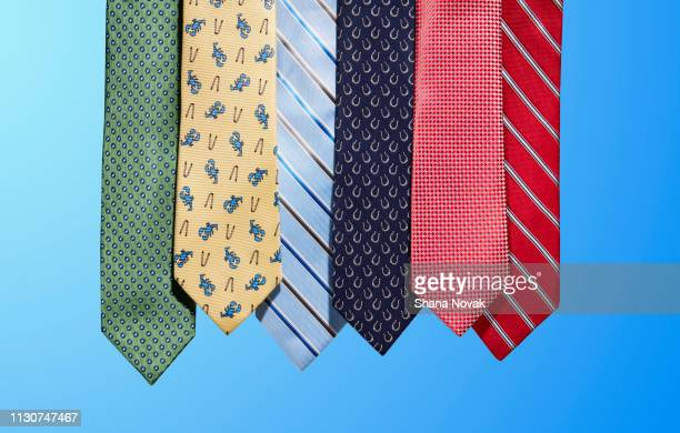 men's tie trend report - businesswear stock pictures, royalty-free photos & images