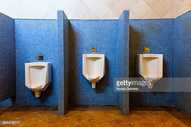 Men's toilet in Southwest rest area