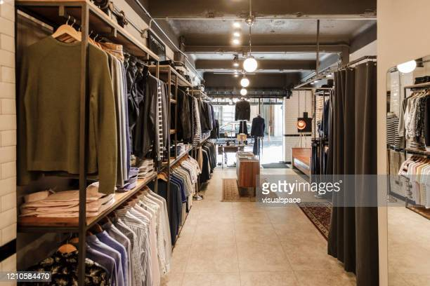 menswear store - men fashion stock pictures, royalty-free photos & images