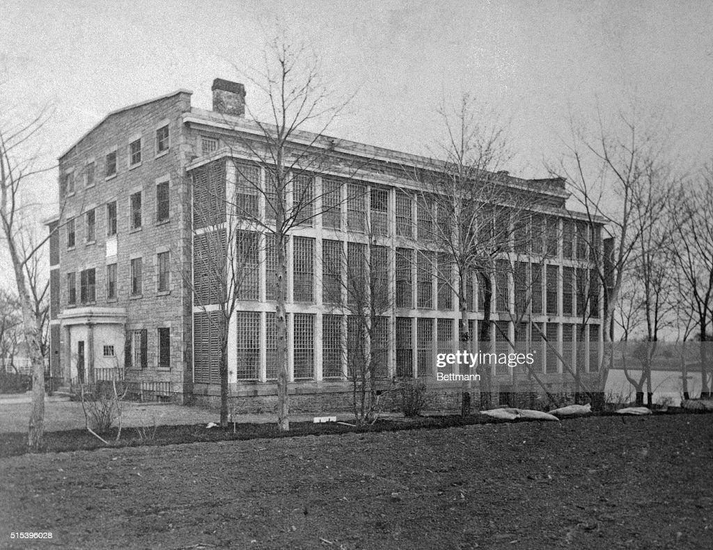 Mental Hospital on Blackwell's Island : News Photo