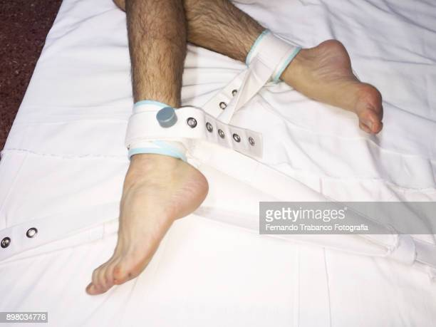 mental disorder - feet torture stock pictures, royalty-free photos & images