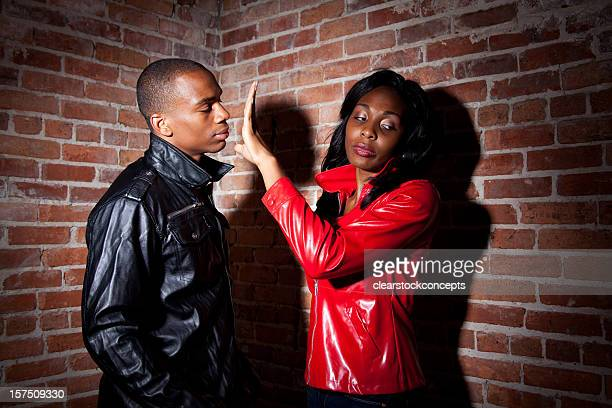 Mental Health African American Couple Conflict