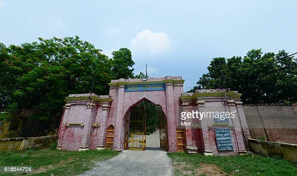 Mental Hospital on July 3 2015 in Bareilly India India was declared poliofree in March 2014 after not reporting a single case of polio for three...