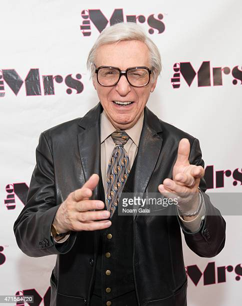 Mentalist Kreskin attends 2015 Mother's Day celebration to benefit dress for success at The Weather Room at the Top of the Rock on April 29 2015 in...