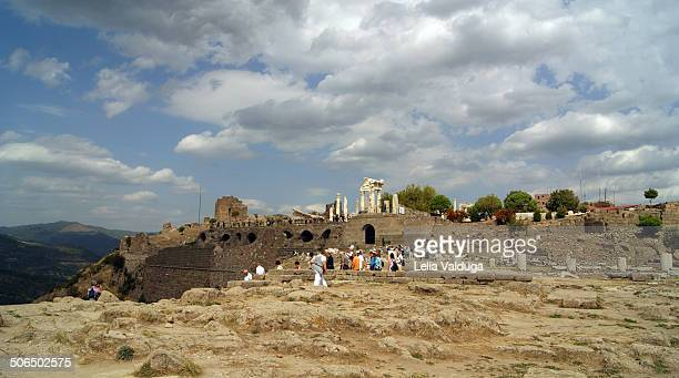 Mentioned in the Bible, in the book of Revelation, the current cidde Bergama, ancient Pergamon, was known as one of the seven churches of Asia. The...