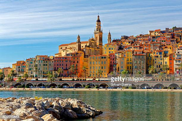 Menton, Cote d'Azur,South of France