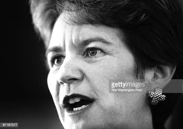 Omalley Lt. Governor Kathleen Kennedy Townsend speaks at an anti-drug campaign at Israel Baptist Church in Baltimore, Md. Townsend is expected to run...
