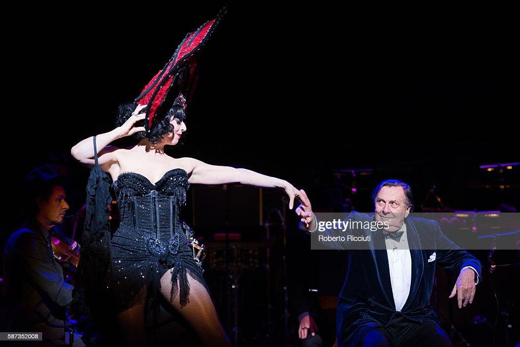 """Barry Humphries' Weimar Caberet"" - Dress Rehearsal - Edinburgh International Festival"