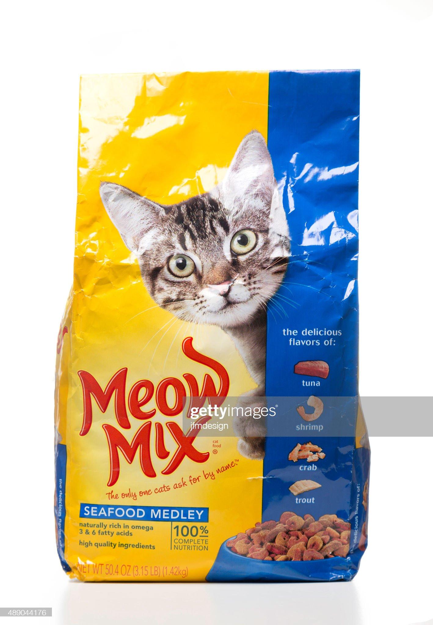 Meow Mix Recall