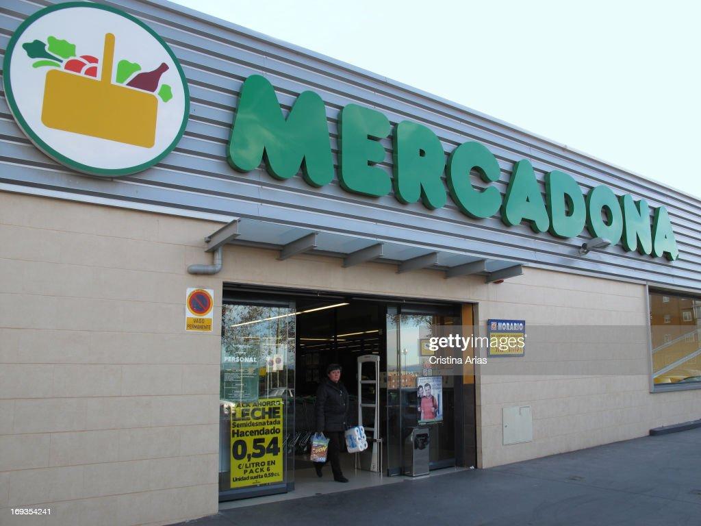 Mercadona is a Spanish supermarket operator, this Valencia