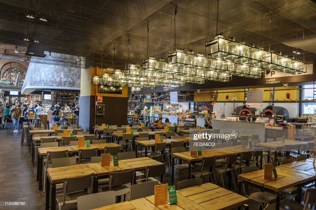 Mercato Centrale Roma Rome Central Market Via Giolitti 36 Street News Photo Getty Images