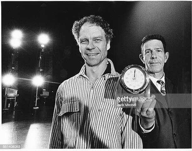 Merce Cunningham and John Cage 1963
