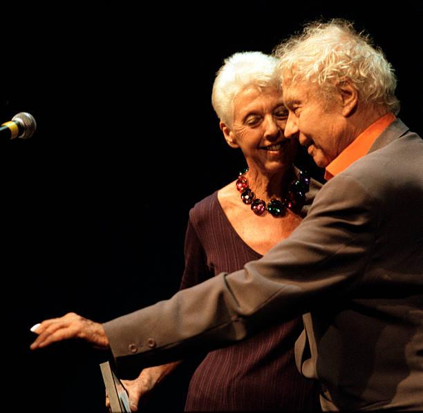 Merce Cunningham and Valda Setterfield