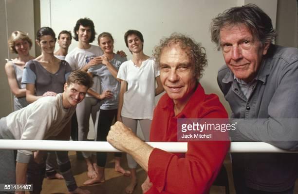 Merce Cunningham John Cage and company 1986