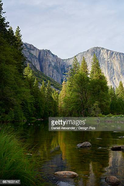 Merced River, Yosemite Valley, Yosemite National Park