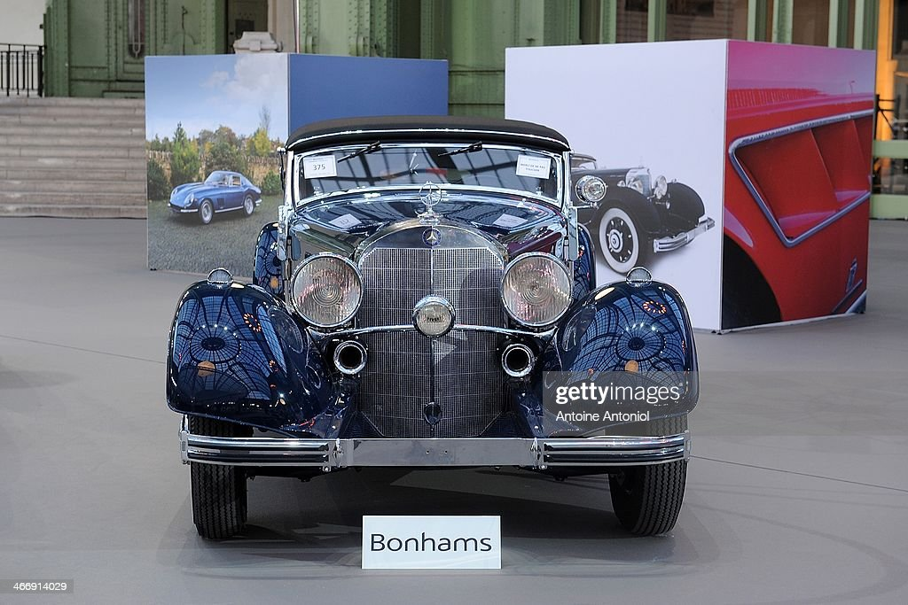 Bonhams Press Preview Of Collector\'s Motorcycle, Motor Cars and ...