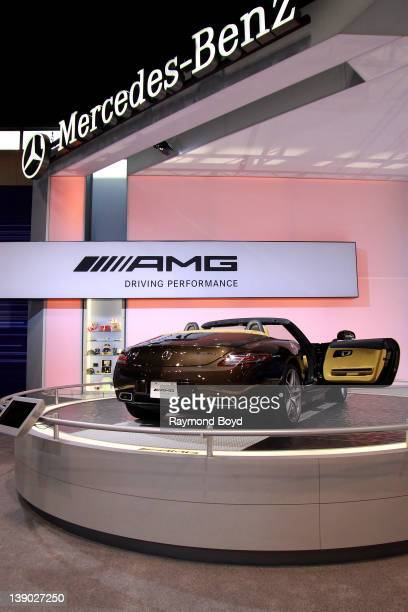 Mercedes AMG at the 104th Annual Chicago Auto Show at McCormick Place in Chicago Illinois on FEBRUARY 08 2012