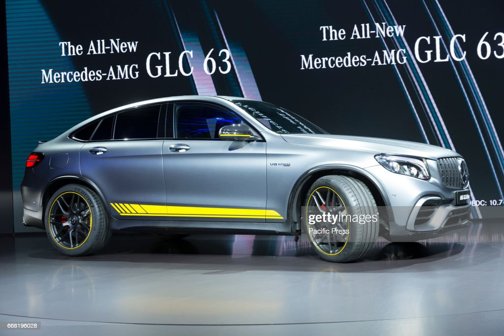 Mercedes Amg Gcl 63 Car Unveiled At 2017 New York International Auto Show Jacob Javits