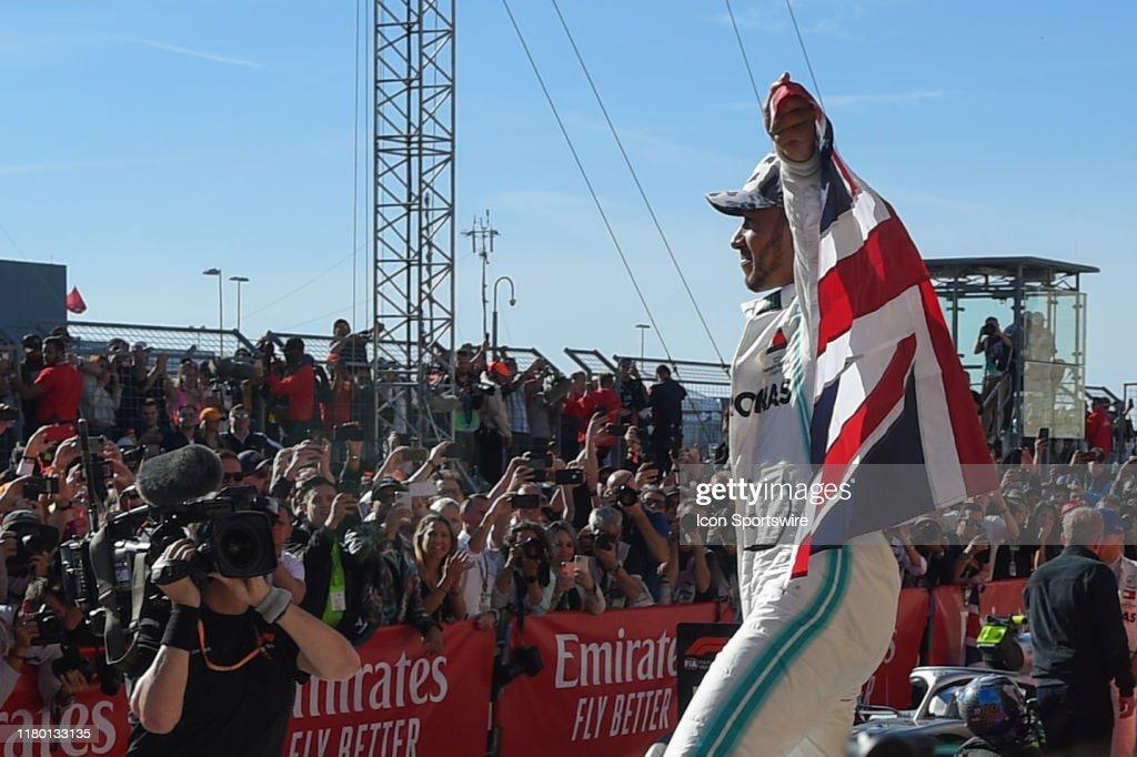 AUTO: NOV 03 F1 - United States Grand Prix : News Photo