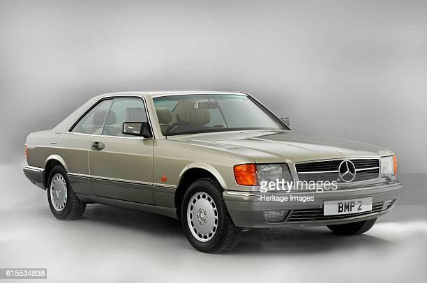 Mercedes Benz 500 SEC Artist Unknown