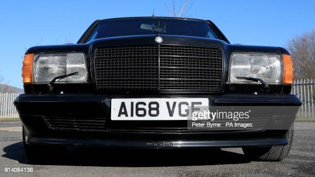 A Mercedes Benz AM once owned by George Harrison which is being sold by Omega Auctions as part of their Beatles auction in March with an estimated...