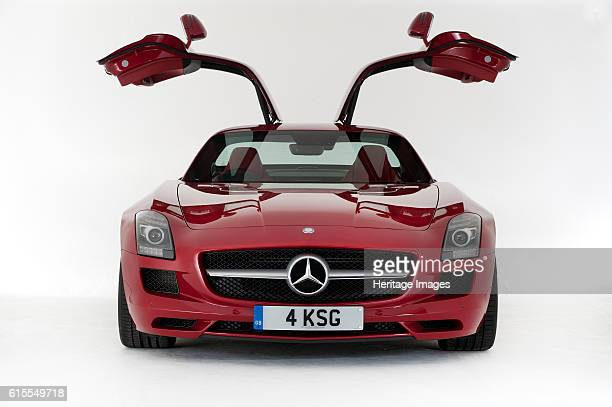 Mercedes Benz AMG SLS Artist Unknown
