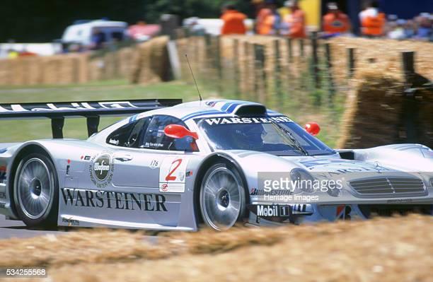 Mercedes Benz CLK LM 2000