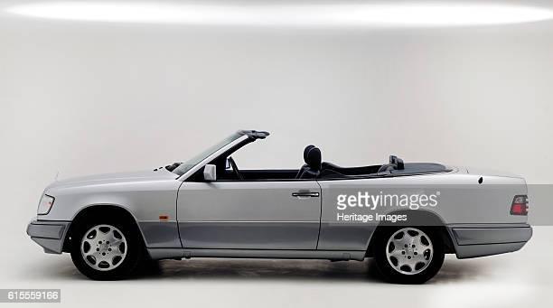 Mercedes Benz E220 Convertible Artist Unknown