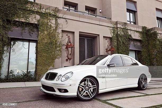 Mercedes Benz E55 AMG 2005