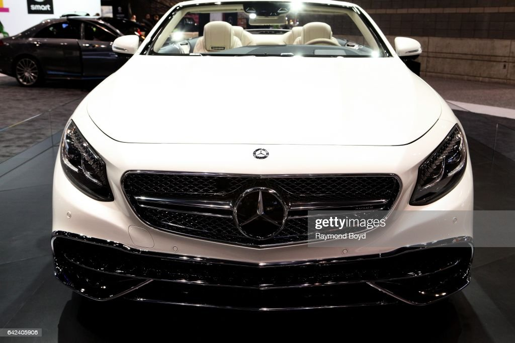 2017 Chicago Auto Show Media Preview - Day 1 : News Photo