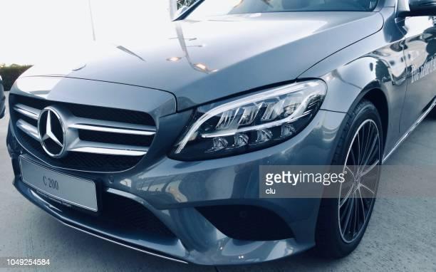 Mercedes Benz, new C-Class, C-Klasse, 2018