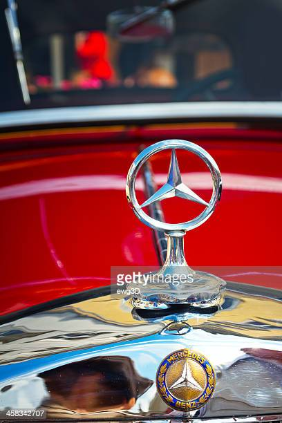 mercedes benz star - mercedes benz stock photos and pictures
