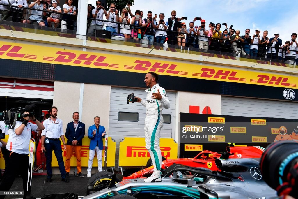 AUTO-PRIX-F1-FRA : News Photo