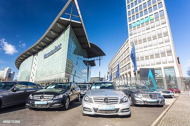 Mercedes Autohaus in Berlin
