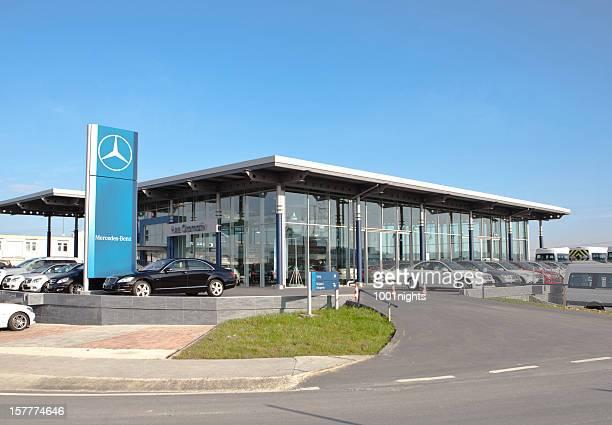 Mercedes Dealership
