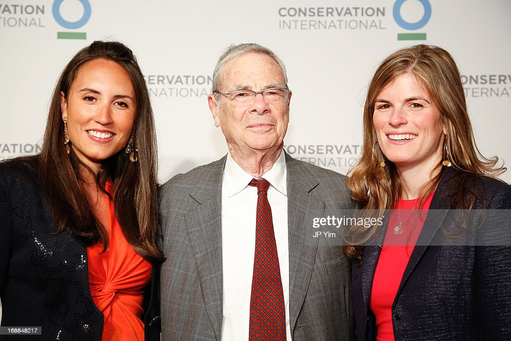 Mercedes Fernandez, Tom Grimble and Liana Ryan attend the Conservation International 16th Annual New York Dinner at The Plaza Hotel on May 15, 2013 in New York City.