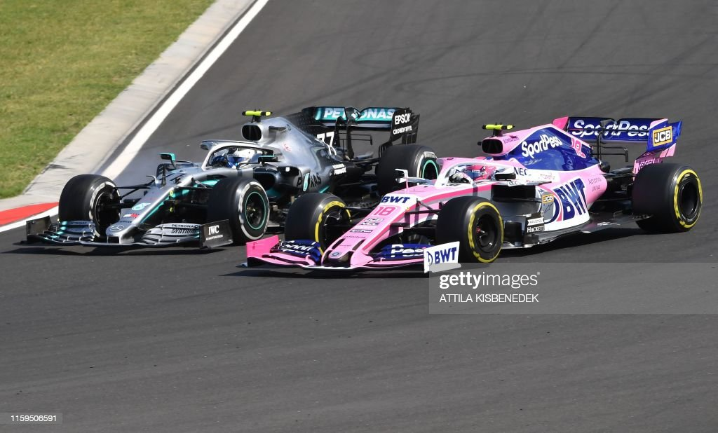 AUTO-F1-PRIX-HUN : News Photo