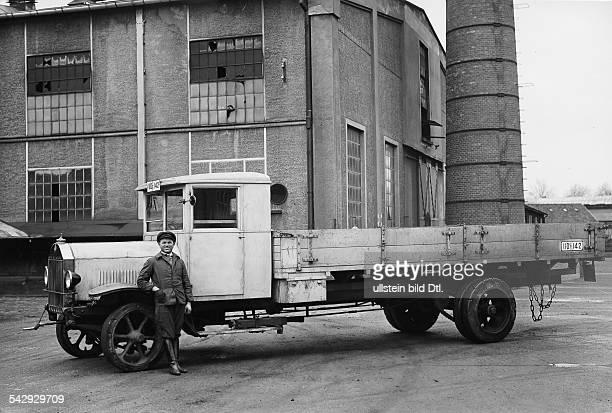 Mercedes LKW Typ 5 K 3 Diesel 1938